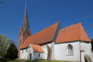 Kating – St. Laurentius (um 1200)