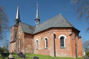 Oldenswort – St. Pankratius (um 1250)