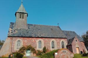 Osterhever – St. Martin (um 1200)