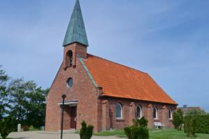St. Peter-Ording – St. Nikolai (1724, erneuert 1960)
