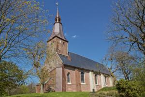 Tetenbüll – St. Anna (1724, erneuert 1960)