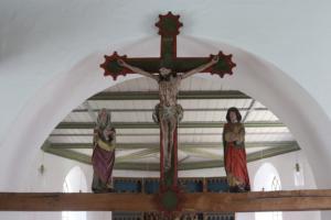 Kirche Koldenbüttel Kruzifix