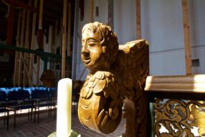 Kirche Kotzenbüll-Engel