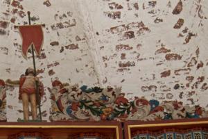 St-Peter-Schäden im Putz