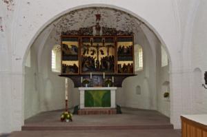 Kirche St.Peter Altarraum