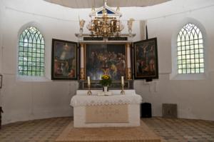 Welt-Altar