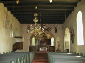 Kirche oldenswort-St-Pankratius