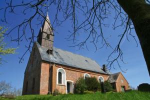 Kirche Poppenbüll